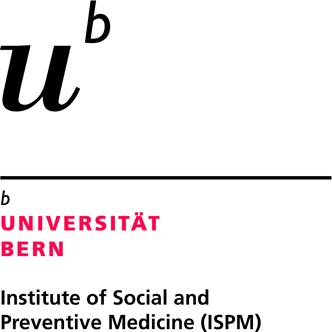 Logo Institute of Social and Preventive Medicine (ISPM)